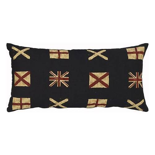 Flags Rectangular Cushion