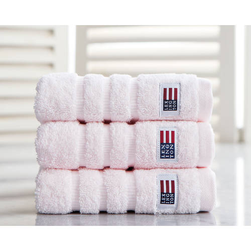 Lexington Original Hand Towel Pale Pink