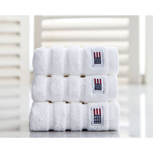 Lexington Original Face Towel White