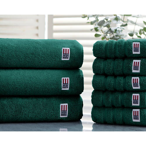 Lexington Original Bath Towel Racing Green