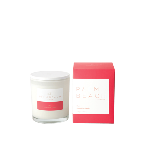 Palm Beach Posy Standard Candle