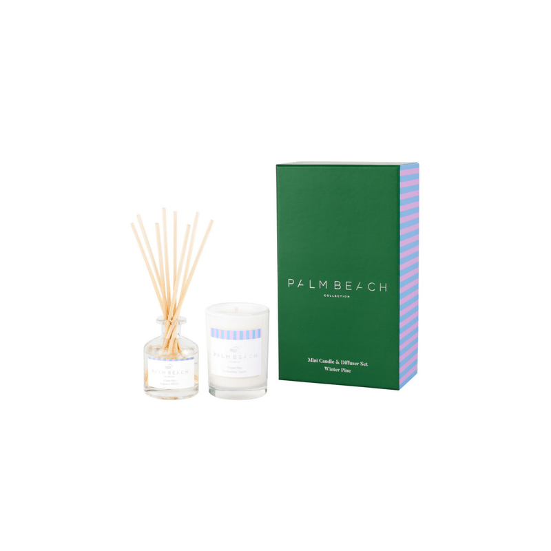 Palm Beach Winter Pine Gift Pack